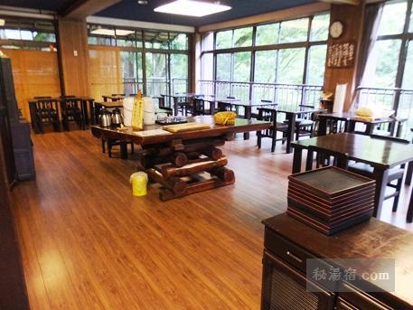 栃尾又温泉 自在館-昼食2