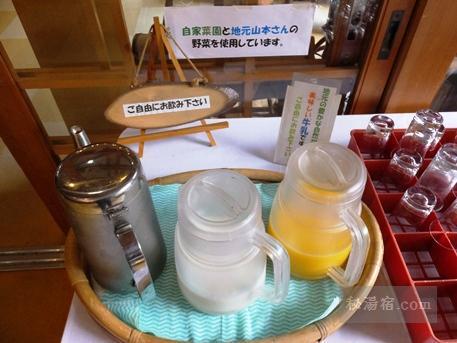 清津館-朝食2