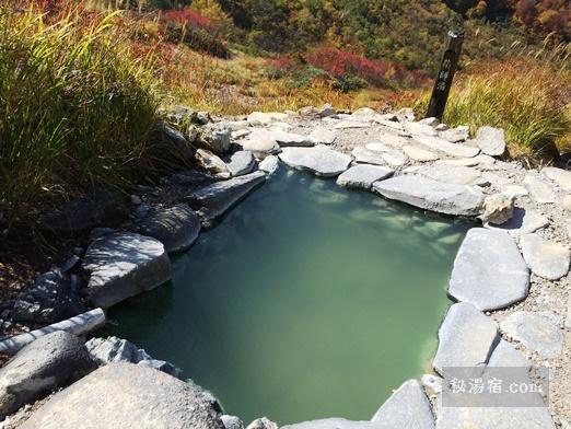 蓮華温泉ロッジ-露天風呂46