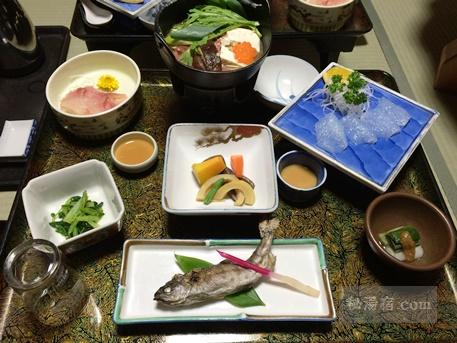 下仁田温泉 清流荘-夕食14