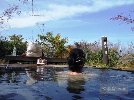 蓮華温泉ロッジ-露天風呂8