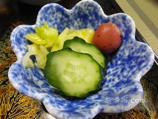 下仁田温泉 清流荘-朝食6