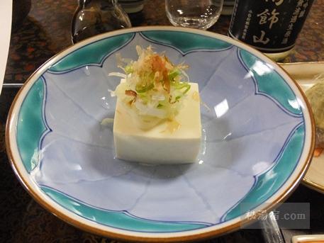 小谷温泉 山田旅館-夕食13