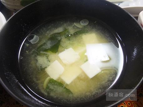 小谷温泉 山田旅館-朝食3