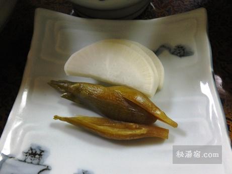 小谷温泉 山田旅館-夕食9