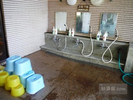 蓮華温泉ロッジ-内湯2
