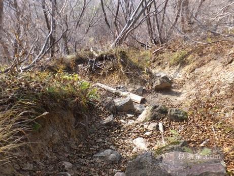 茶臼岳から三斗小屋27
