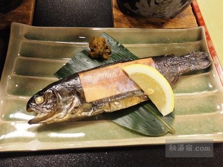 尾瀬かまた宿温泉 梅田屋旅館-夕食9