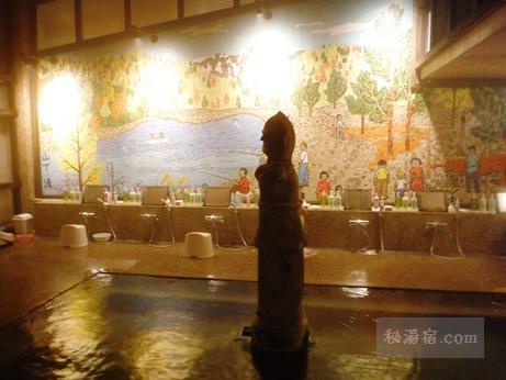 上牧温泉 辰巳館-風呂2