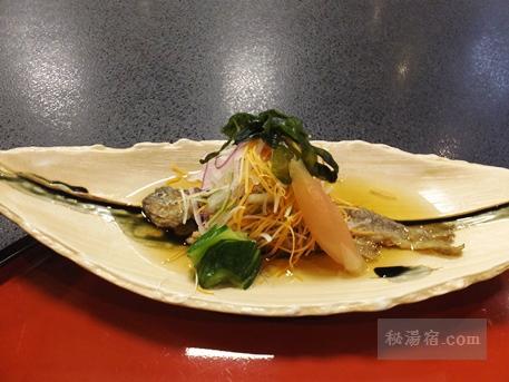 うなぎ湯の宿 琢秀-夕食4