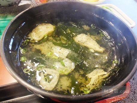 うなぎ湯の宿 琢秀-朝食2