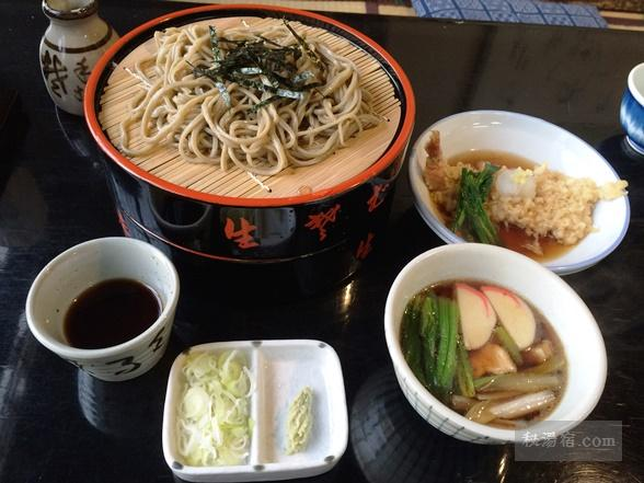 木曽路 手打蕎麦 くるまや本店 ★★★+