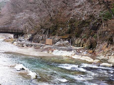 塩原温泉郷 福渡温泉 共同浴場 岩の湯7