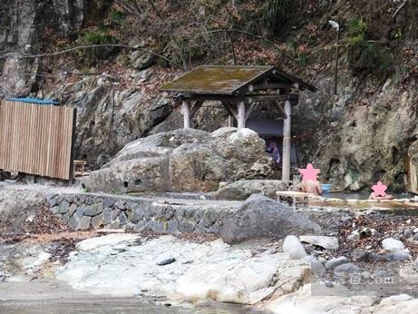 塩原温泉郷 福渡温泉 共同浴場 岩の湯31