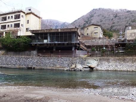 塩原温泉郷 福渡温泉 共同浴場 岩の湯22
