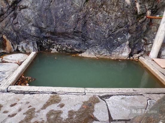 塩原温泉郷 福渡温泉 共同浴場 岩の湯13