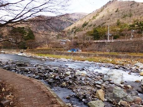 塩原温泉郷 福渡温泉 共同浴場 不動の湯12