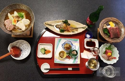 うなぎ湯の宿 琢秀-夕食29