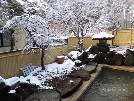 濁河温泉 朝日荘 風呂19