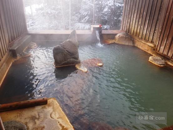 濁河温泉 朝日荘 風呂6
