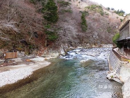 塩原温泉郷 福渡温泉 共同浴場 岩の湯28