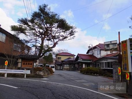 鳴子温泉郷 川渡温泉 藤島旅館 日帰り入浴 ★★★+