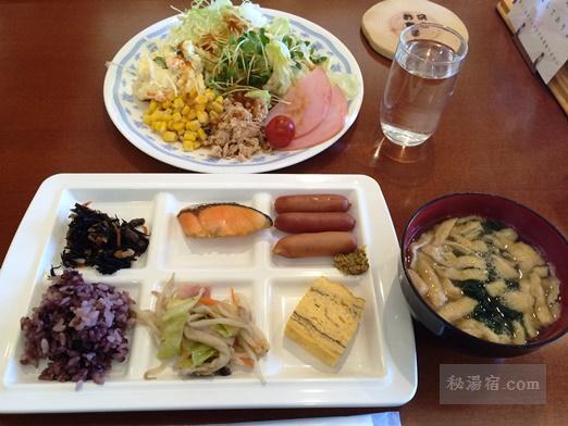 万座ホテル聚楽-朝食23