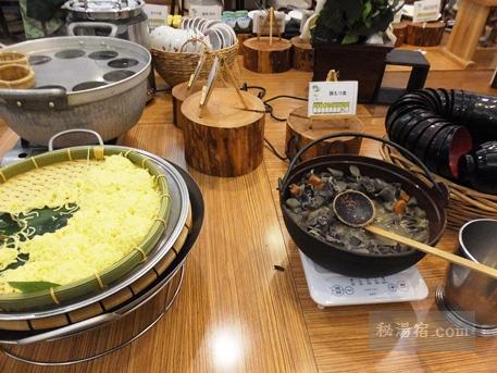 万座ホテル聚楽-夕食13