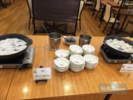 万座ホテル聚楽-朝食1