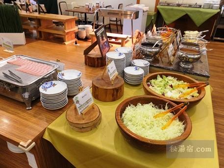 万座ホテル聚楽-朝食14