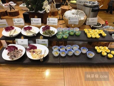 万座ホテル聚楽-夕食16