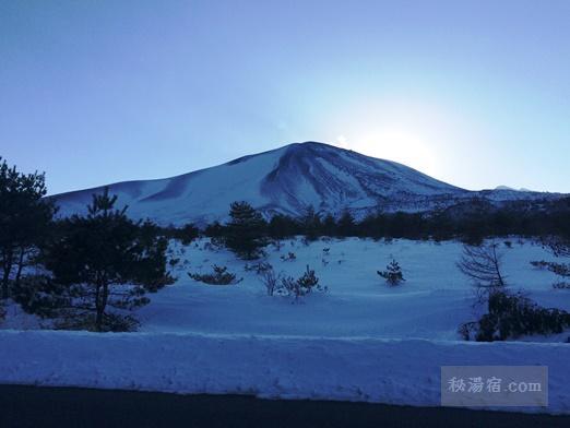 1泊2日 万座温泉&軽井沢温泉巡りの旅 2016年冬