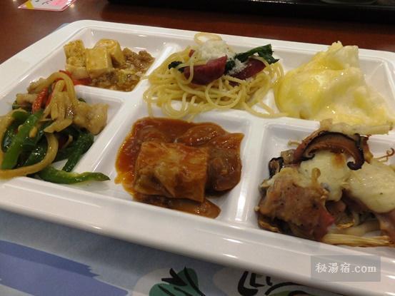 万座ホテル聚楽-夕食35
