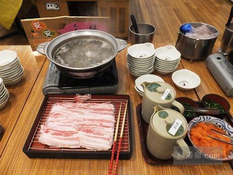 万座ホテル聚楽-夕食30