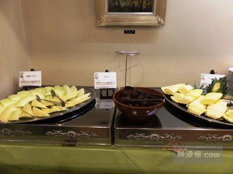 万座ホテル聚楽-夕食24