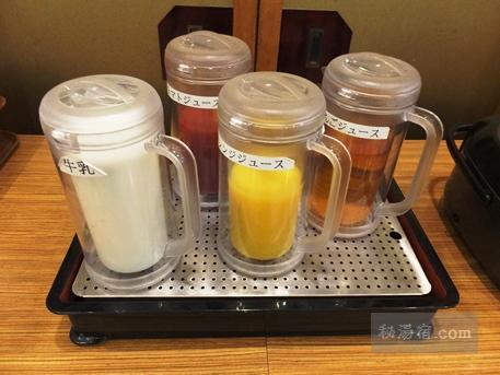 万座ホテル聚楽-朝食12