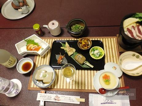 五色の湯旅館-夕食3