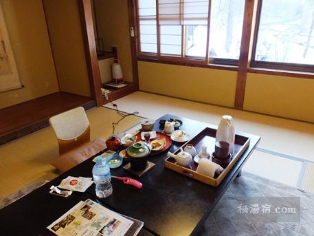 嵐渓荘-朝食1