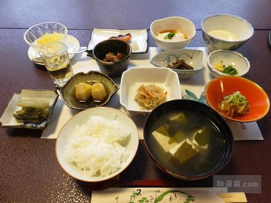 五色の湯旅館-朝食14