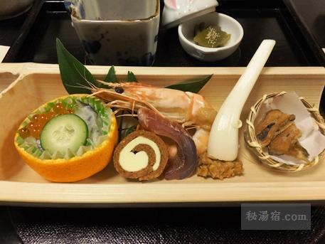 嵐渓荘-夕食4