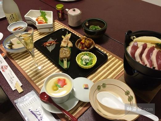 五色の湯旅館-夕食27