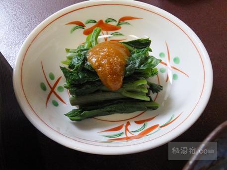 大湯温泉 阿部旅館2016 朝食7