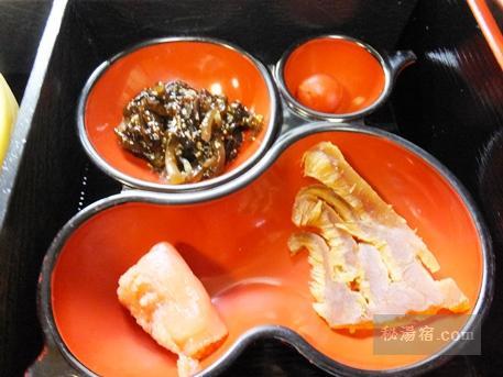 大湯温泉 阿部旅館2016 朝食5