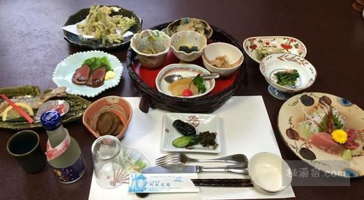 大湯温泉 阿部旅館-夕食30