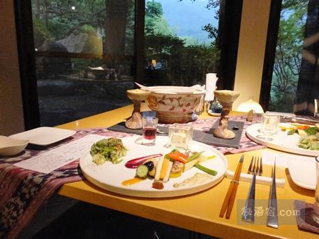 沓掛温泉 満山荘 夕食13
