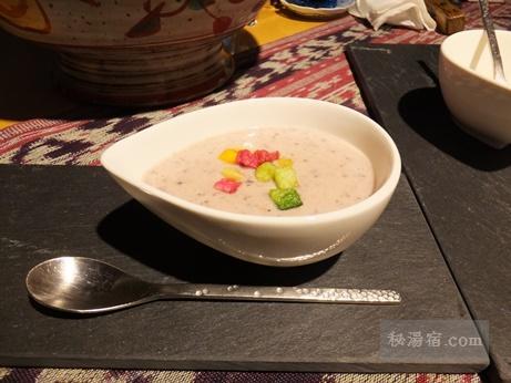 沓掛温泉 満山荘 夕食29