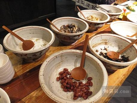 沓掛温泉 満山荘 朝食11