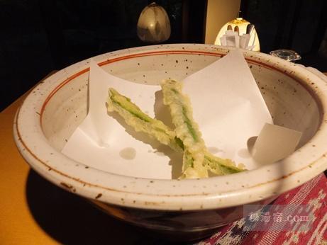 沓掛温泉 満山荘 夕食31