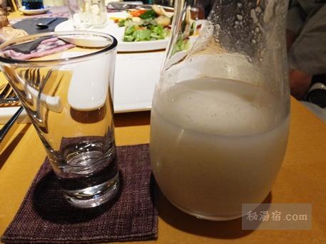沓掛温泉 満山荘 夕食15