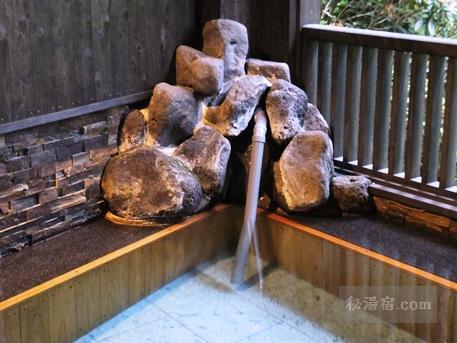 沓掛温泉 満山荘 温泉6
